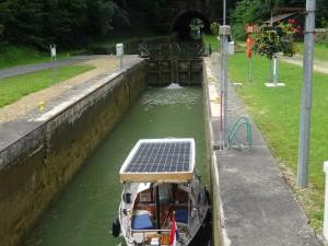 boot huren Franse kanalen Canal des Ardennes