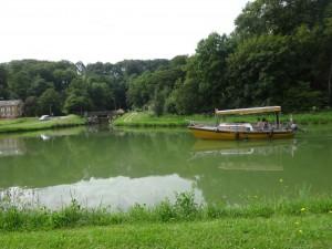 Canal des Ardennes sluis 4