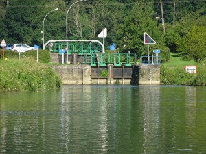 Franse kanalen Canal de la Meuse