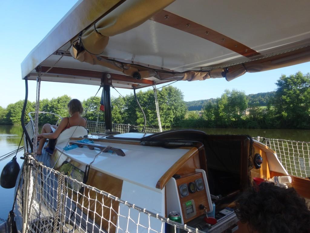 Franse Maas boot huren